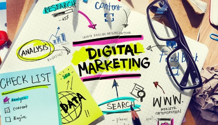 Taking digital marketing forward